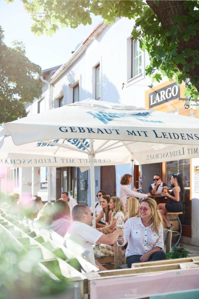 Largo Weinbar & Cocktail-Bar in Neusiedl am See